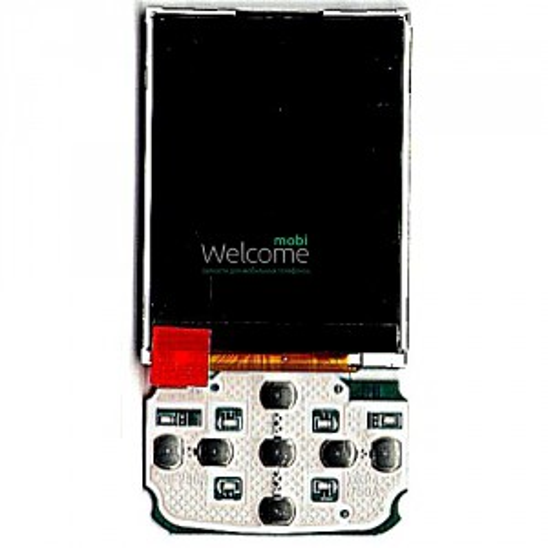 Дисплей Samsung F250,F258 only glass orig