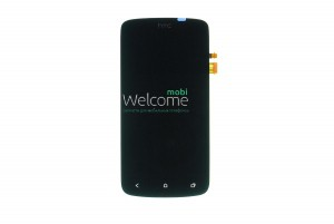 Дисплей HTC S560 One S with touchscreen black orig