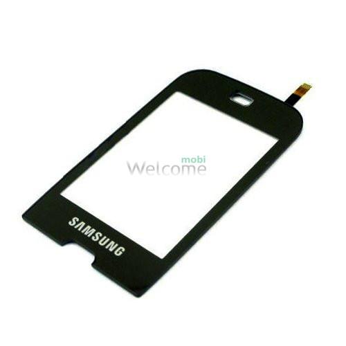 Сенсор Samsung B5722 black high copy