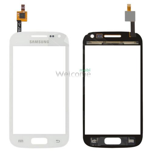 Сенсор Samsung I8160 Galaxy Ace 2 white orig