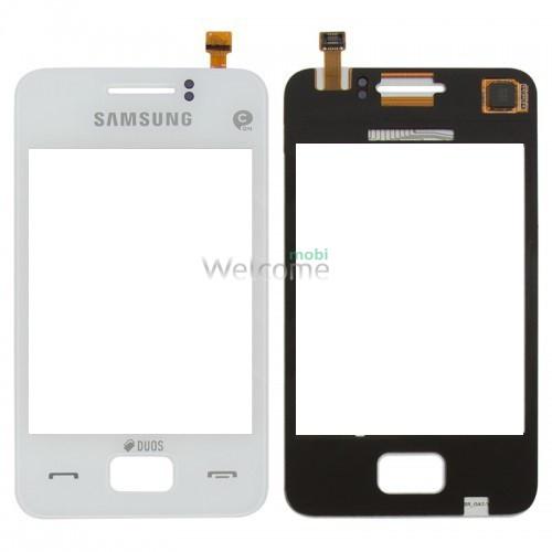 Сенсор Samsung S5220,S5222 white orig