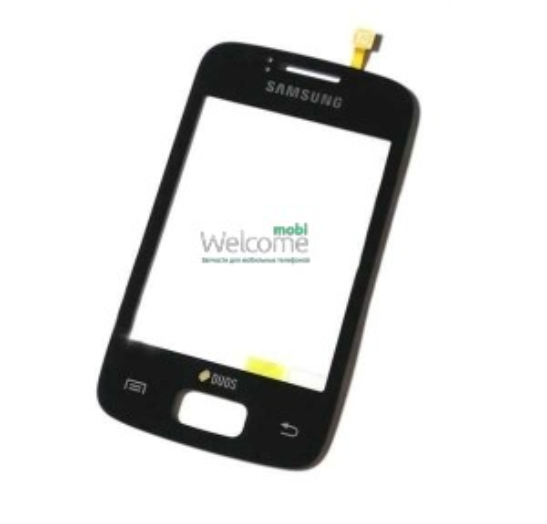 Сенсор Samsung S6102 Galaxy Y Duos black orig