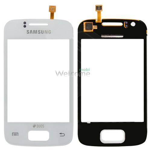 Сенсор Samsung S6102 Galaxy Y Duos white orig