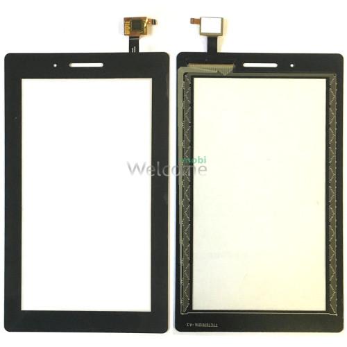 Сенсор к планшету Lenovo Tab3 710L 3G black orig