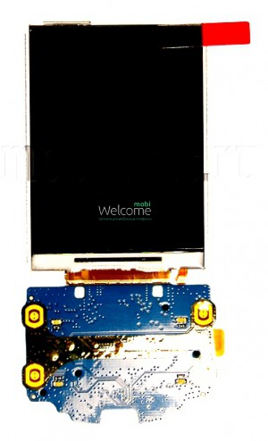 Дисплей Samsung F400 with board orig (rev 2.9)
