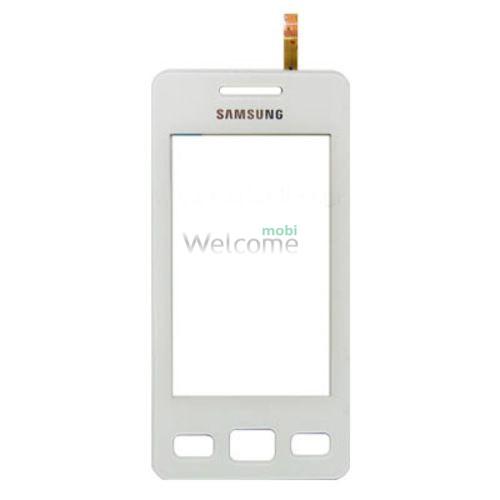 Сенсор Samsung S5260 white high copy