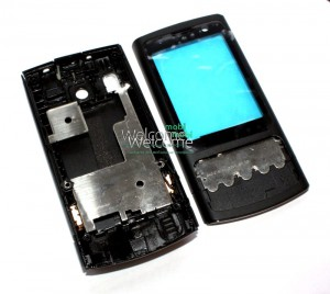 Корпус Nokia 6700sl black high copy полный комплект