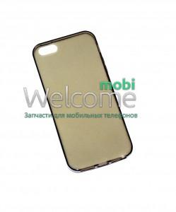 Чехол Remax iphone 5,5s силикон черный