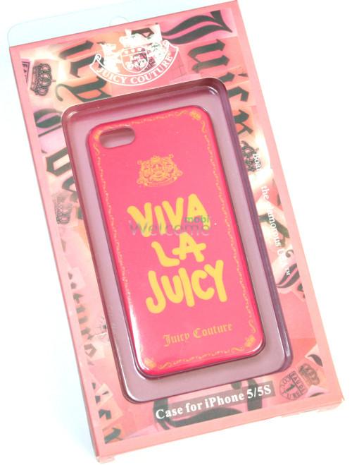 Чехол Juicy Couture силикон 517303