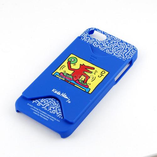 Чехол Keith Haring пластик 501803