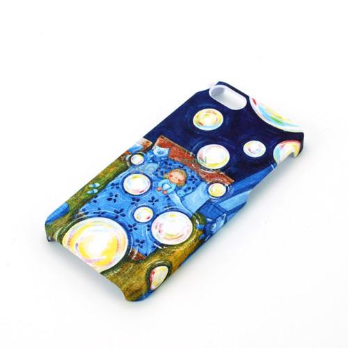 Чехол Jimmy Spa пластик soft-touch 501436
