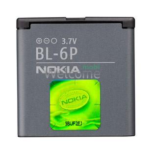 АКБ Nokia 6500/7900 BL-6P