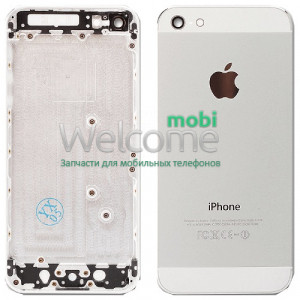 Iphone5 back cover white orig