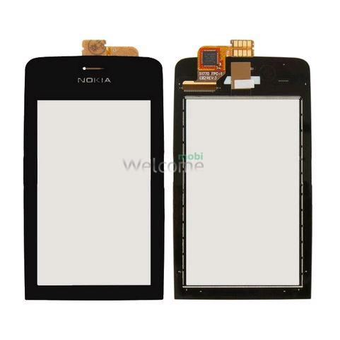 Сенсор Nokia 308,309,310 Asha black orig