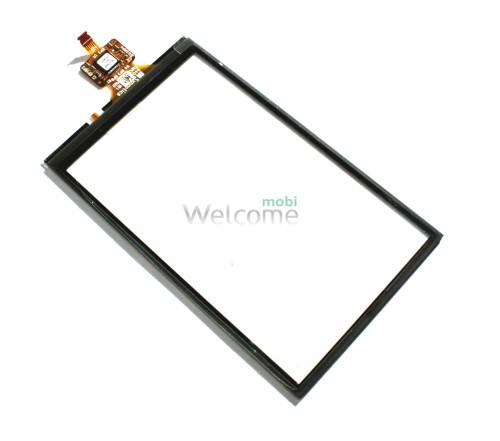 Сенсор Samsung I8320 black high copy