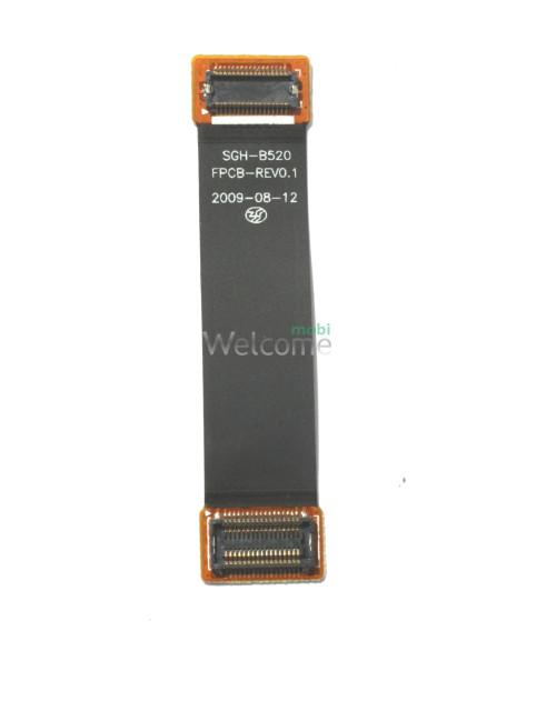 Шлейф Samsung B520 orig