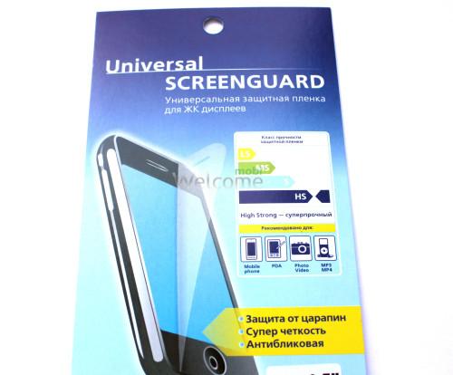 Защитная пленка iPhone5 глянец (экран+задняя крышка)