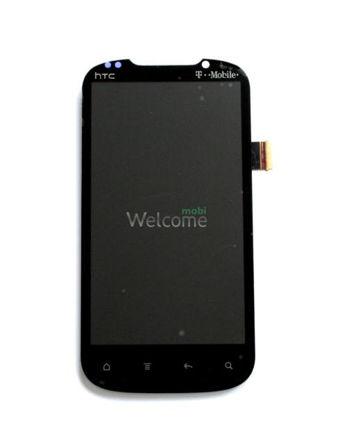 Сенсор HTC X715e Amaze 4G G22  (с дисплеем) orig