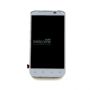 Дисплей HTC X315e Sensation XL,G21 with touchscreen white orig