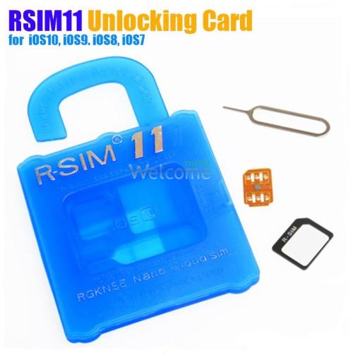 Iphone7 RSIM 11 Разблокировка