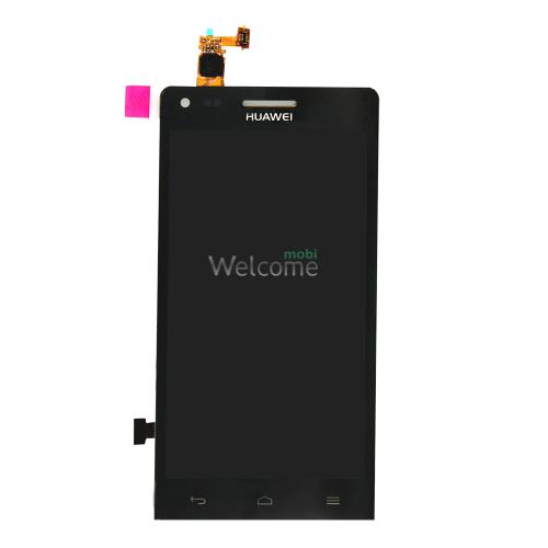 Дисплей Huawei Ascend G6-U10 Ascend,P7 Mini (L11,L22,L33) with touchscreen black orig