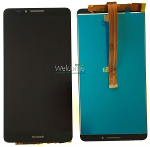 Дисплей Huawei Ascend Mate 7 (JAZZ-L09) with touchscreen black orig