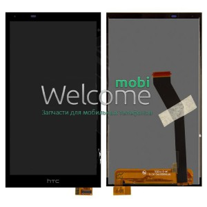 LCD HTC Desire 820 Dual Sim with touchscreen black orig