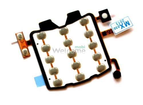 Keypad module Samsung U900 down orig