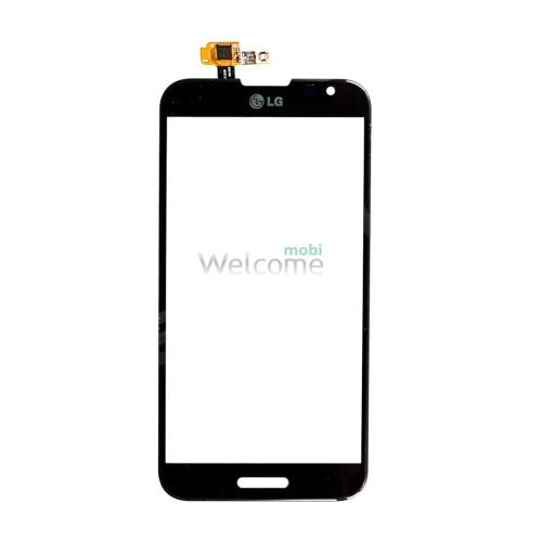 Сенсор LG E980,E988,E986 Optimus G Pro black orig