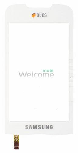 Сенсор Samsung B7722i white orig