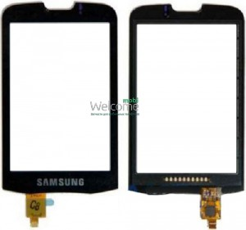 Сенсор Samsung I7500 black orig