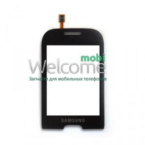 Сенсор Samsung S3770 black high copy