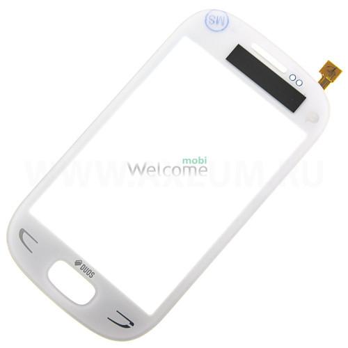 Сенсор Samsung S5292 white orig