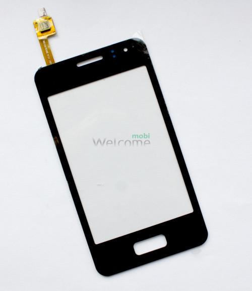 Сенсор Samsung S7250 black high copy