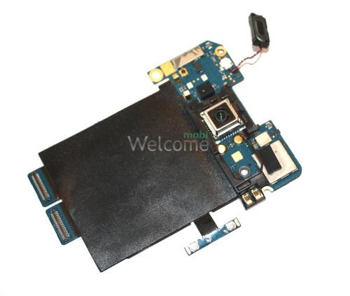 Шлейф HTC A9191 Desire HD,G10 camera, speaker orig