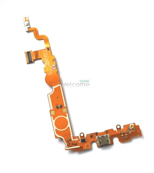 Шлейф LG P715 Optimus L7 II orig