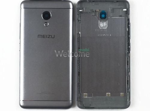 Задняя крышка Meizu M3S grey  orig
