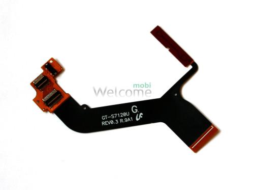 Шлейф Samsung S7120 orig