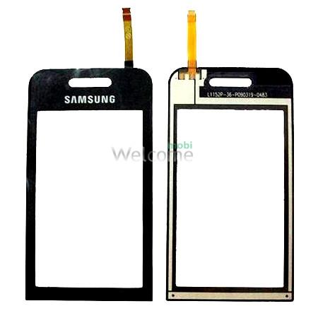 Сенсор Samsung S5230 black orig