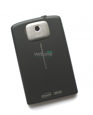 Корпус HTC T8282 Touch HD, black orig задняя панель
