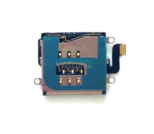 IPAD2 3G sim holder flex cable orig
