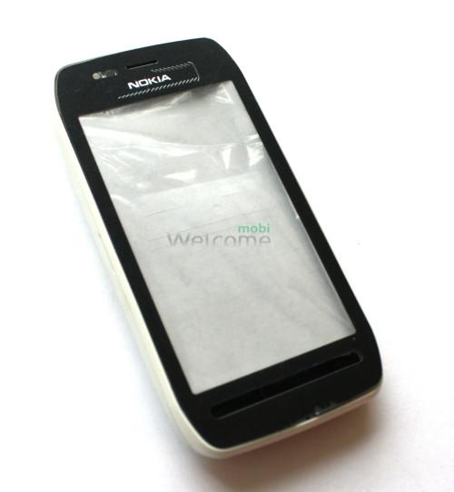 Корпус Nokia 603 white high copy полный комплект