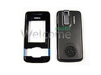 Корпус Nokia 7100sn, black, high copy полный комплект