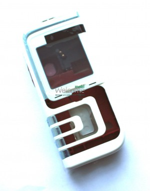 Корпус Nokia 7260, white high