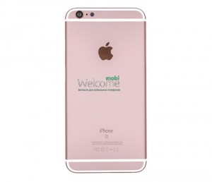 iPhone6S Plus back cover rose-gold