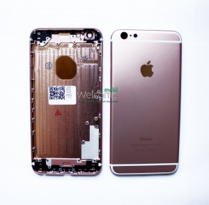 iPhone6 Plus back cover rose-gold without imei