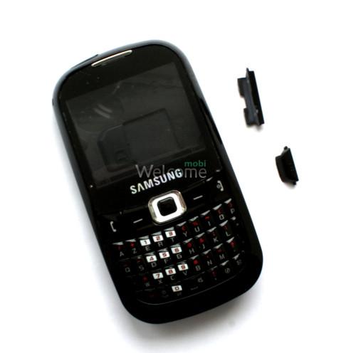Корпус Samsung B3210 black high copy полный комплект