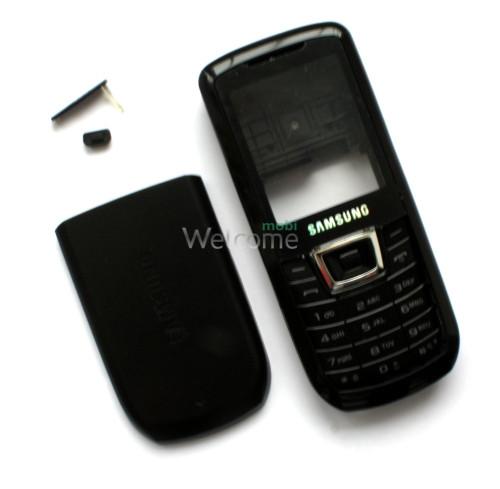 Корпус Samsung C3212 black high copy полный комплект+клавиатура