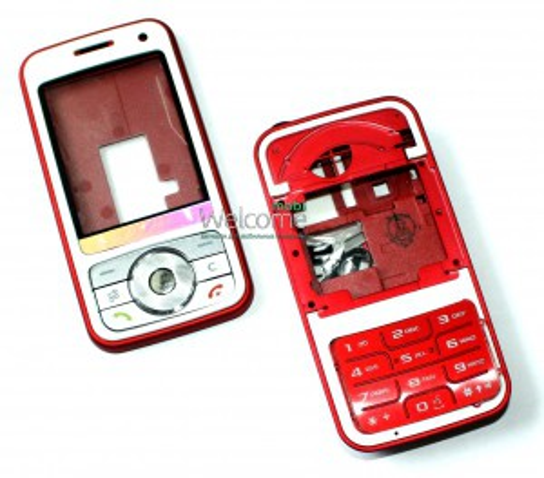 Корпус Samsung i450 white high copy полный комплект