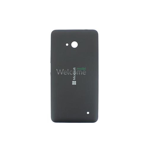 Задняя крышка Nokia Lumia 640 black